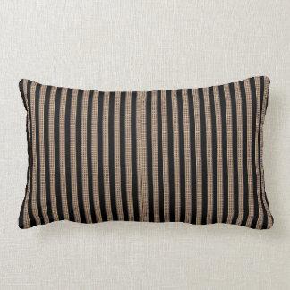 Suede Grade A Cotton Throw Pillow Lumbar 13x21