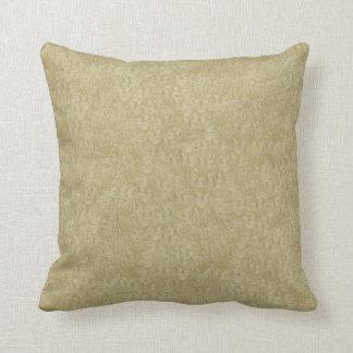 Suede Simulated Cream Decor-Soft Pillows
