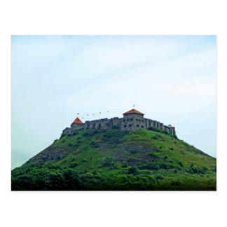 Suemeg castle, Somogy county, Hungary Postcard