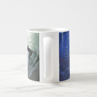 Sufer Amazing Water Splash Mug