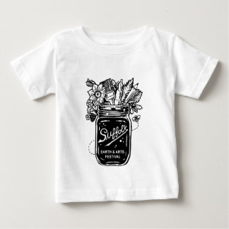 Suffolk Earth and Arts Festival 2017 Baby T-Shirt