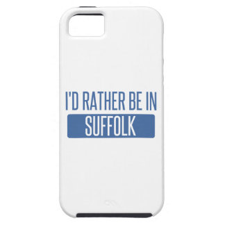 Suffolk iPhone 5 Cover