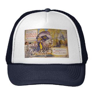 Suffrage Procession 1913 Trucker Hat