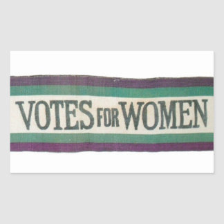 Suffragette Votes for Women Sticker