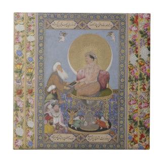 Sufi ceramic tile