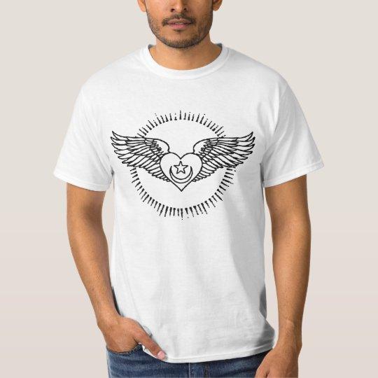 Sufi Tughra Inayati Tshirt