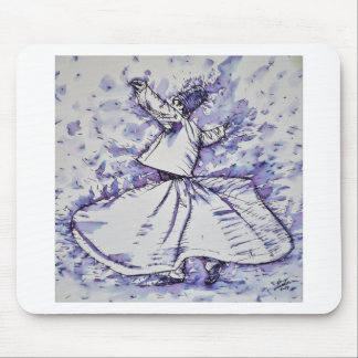 sufi whirling - NOVEMBER 19,2017 Mouse Pad