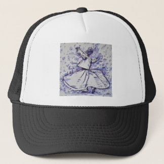 sufi whirling - NOVEMBER 19,2017 Trucker Hat