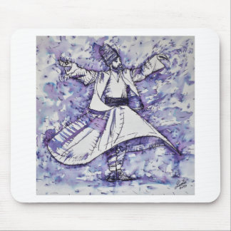 sufi whirling - NOVEMBER 21,2017 Mouse Pad