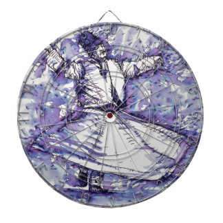 sufi whirling - NOVEMBER 27,2017 Dartboard