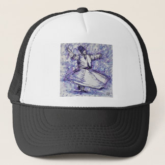 sufi whirling - NOVEMBER 27,2017 Trucker Hat