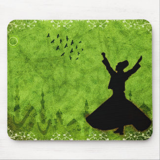 Sufism Mouse Pad