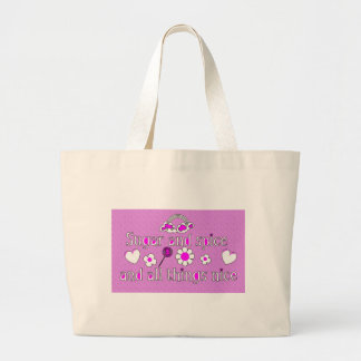 Sugar and Spice and All Things Nice Tote Bag