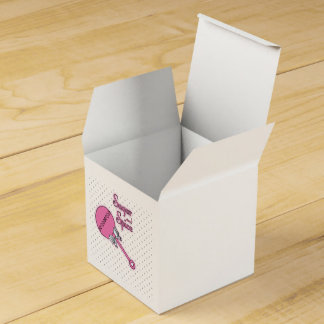 Sugar and Spice Favor Box