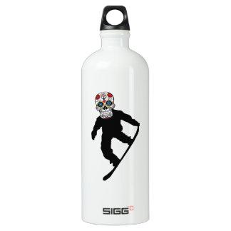 Sugar Board Water Bottle