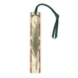 Sugar Cane Walnut Bookmark