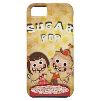 Sugar Cereal Kids iPhone 5 Case