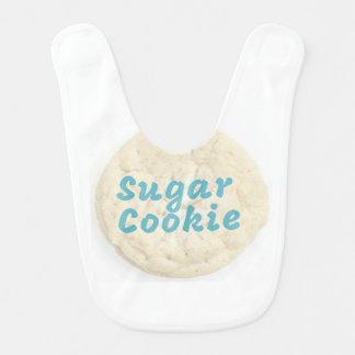 Sugar Cookie Baby Bib