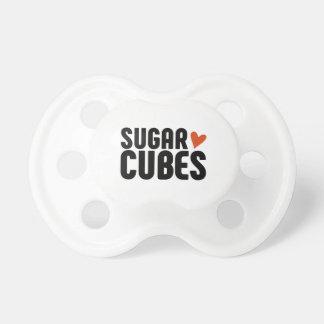 Sugar Cube Baby Pacifier