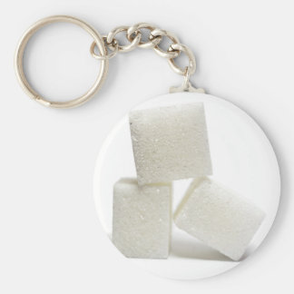 Sugar Cubes Keychain