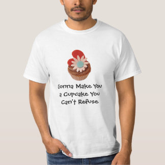 Sugar Daze: A Cupcake You Can't Refuse T-Shirt