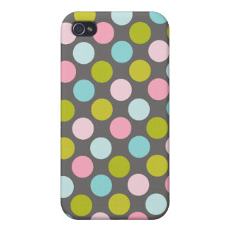 Sugar Dots iPhone Case iPhone 4/4S Cases