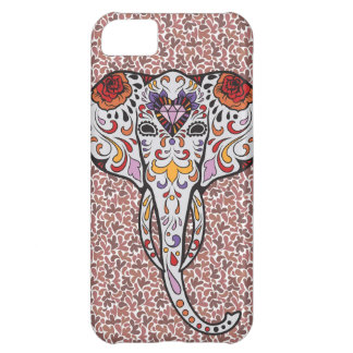 Sugar Elephant iPhone 5C Cover