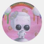 sugar fuelled stickers