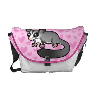 Sugar Glider Love Commuter Bag