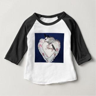 Sugar Glider Loves Family Baby T-Shirt