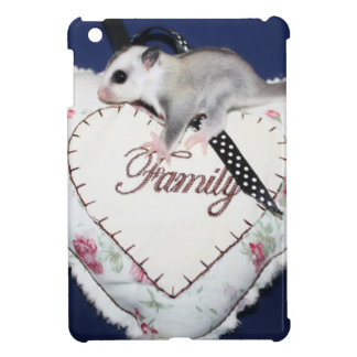 Sugar Glider Loves Family iPad Mini Covers