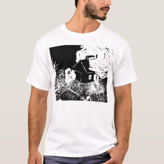 Sugar House at Night Men's T-Shirt