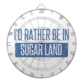 Sugar Land Dartboard