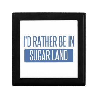 Sugar Land Gift Box
