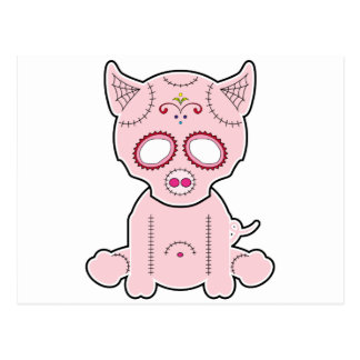 Sugar Piggie Series Postcard