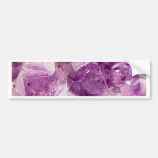 Sugar Plum Fairy Crystals Bumper Sticker