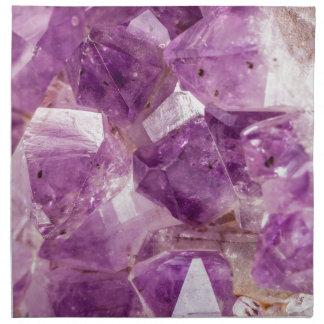 Sugar Plum Fairy Crystals Napkin
