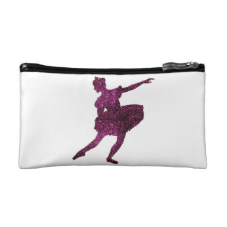 Sugar Plum Fairy single-sided Cosmetic Bag