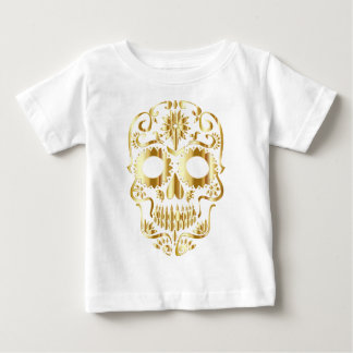 sugar-skull-1782019 baby T-Shirt