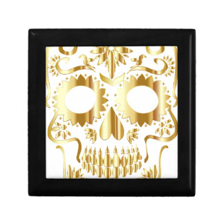 sugar-skull-1782019 gift box