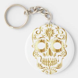 sugar-skull-1782019 keychain
