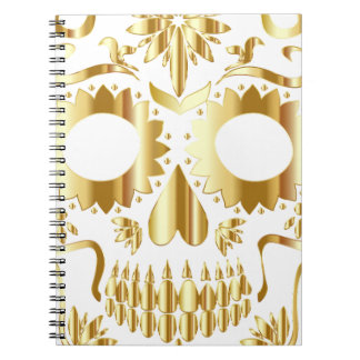 sugar-skull-1782019 notebook