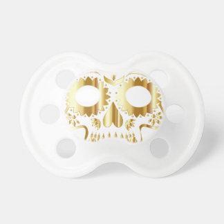 sugar-skull-1782019 pacifier