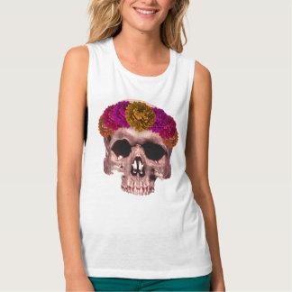 Sugar Skull <3 Tank Top