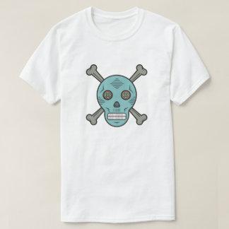 Sugar skull and bones T-Shirt