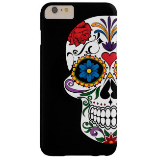 Sugar Skull Barely There iPhone 6 Plus Case
