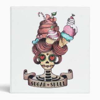 Sugar Skull Binder