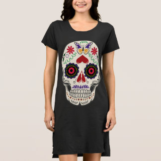 Sugar Skull Day of the Dead Dress