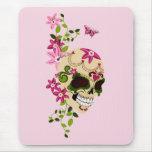Sugar Skull [Día de Muertos] Mousepad