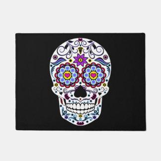 Sugar Skull Doormat